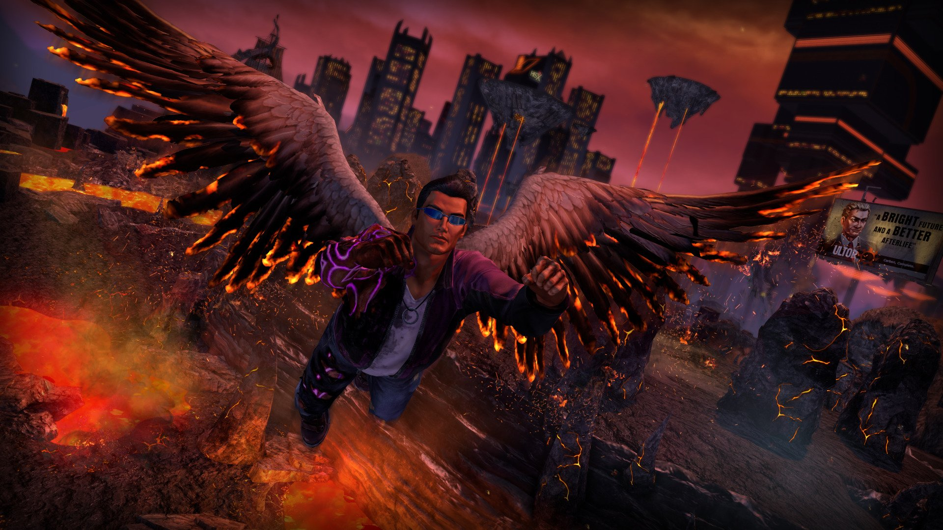 Saints Row Gat out of Hell confirmado en la PAX Prime para   Taringa 1920x1080
