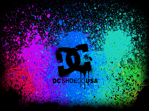 Dc Shoes Logo Wallpaper   LiLzeu   Tattoo DE 500x375