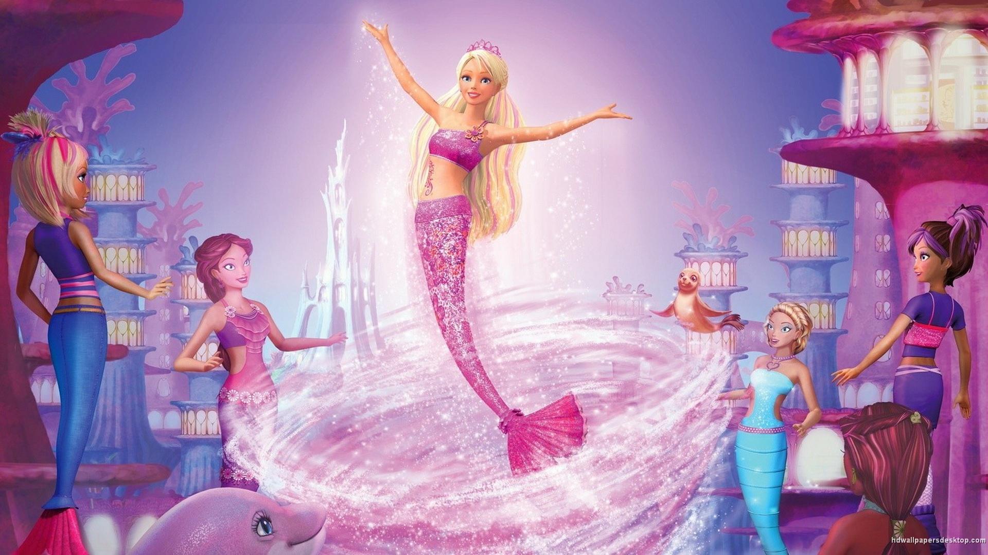 Barbie Wallpaper Barbie Wallpaper Desktop Barbie Magic Pegasus 1920x1080