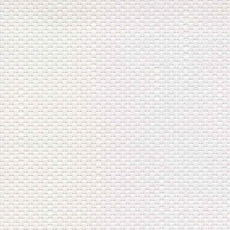 Couture Paintable Wallpaper in White with Textured Finish by 800x800