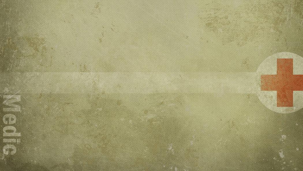 Go Army Wallpaper: Combat Medic Wallpaper