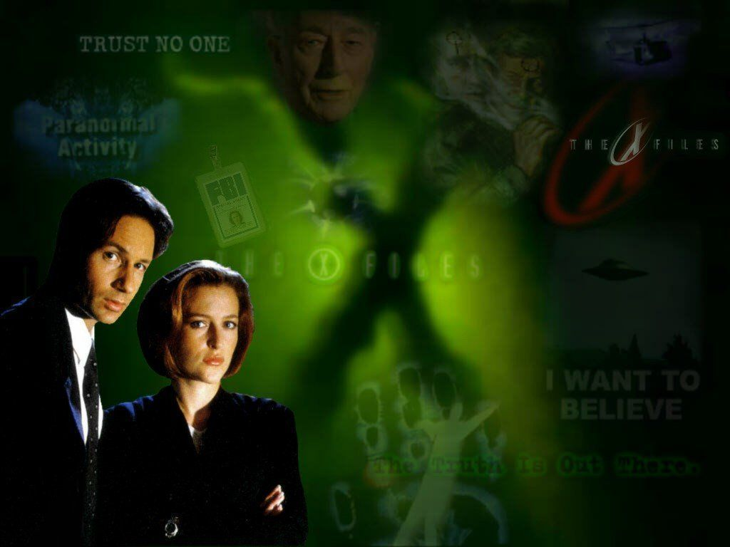 The truth is out there 20 surprising facts about The X Files you 1024x768