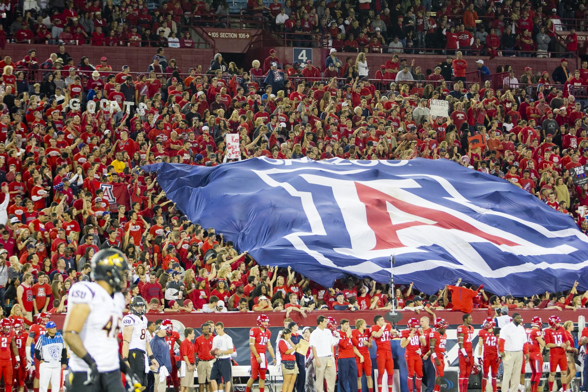 University of Arizona UA Wildcats Top Party Schools Review 2008x1339