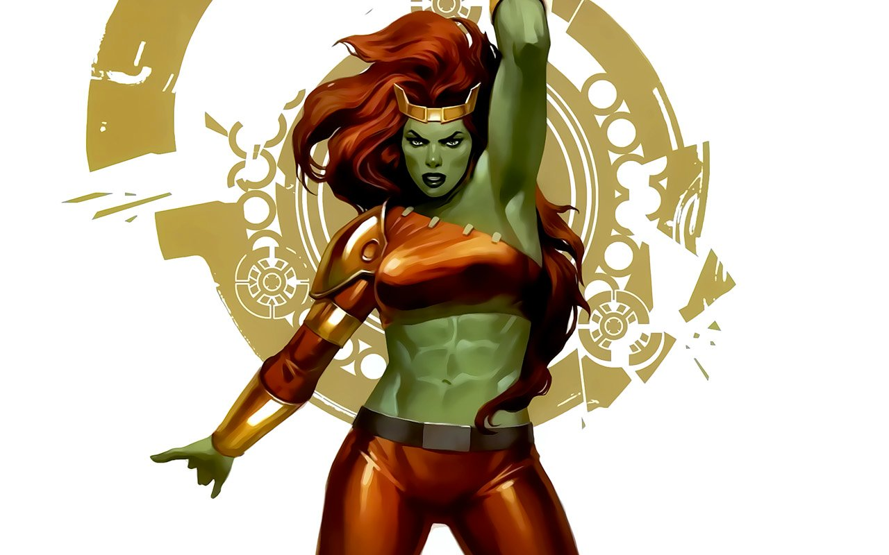 Savage She hulk HD wallpaper anime Wallpaper Better 1280x800