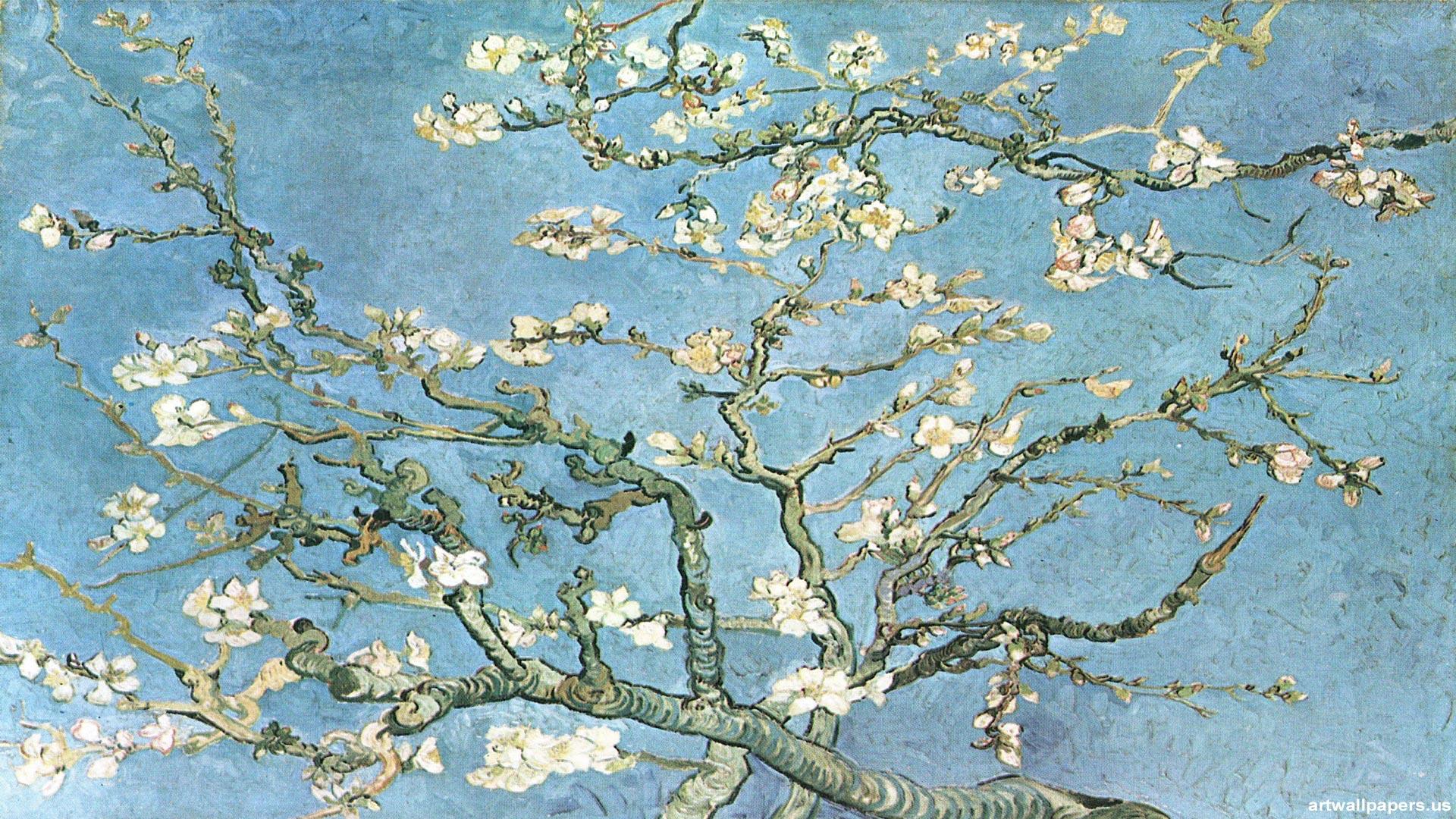 Van Gogh wallpaper 1920x1080 71544 1920x1080