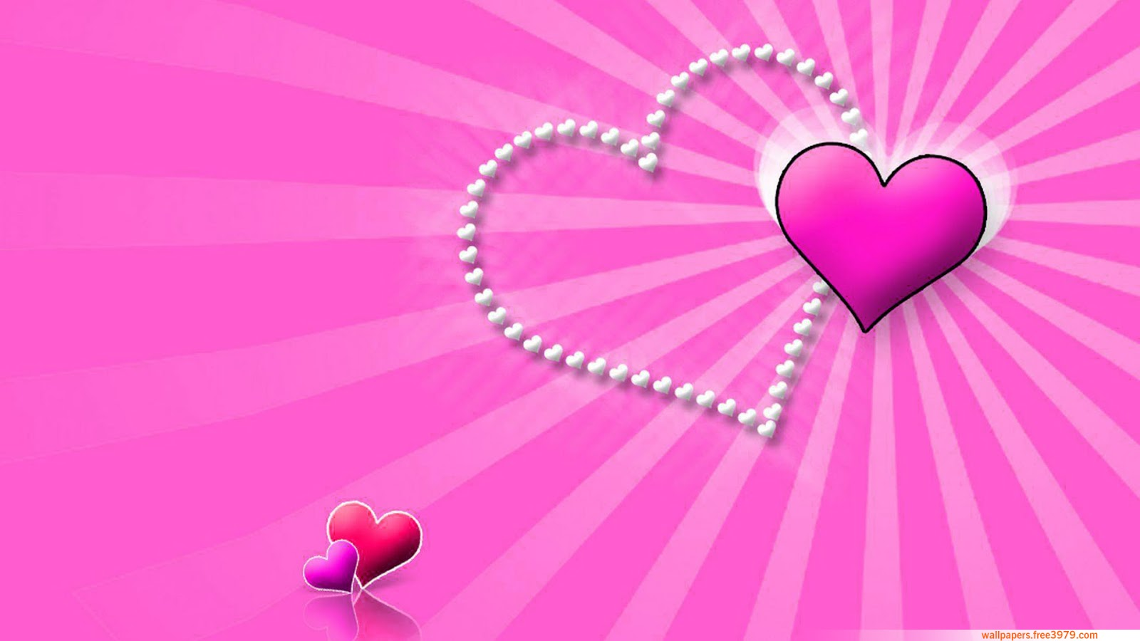 URL httpwallpapersfree3979com201301400 beautiful valentines 1600x900