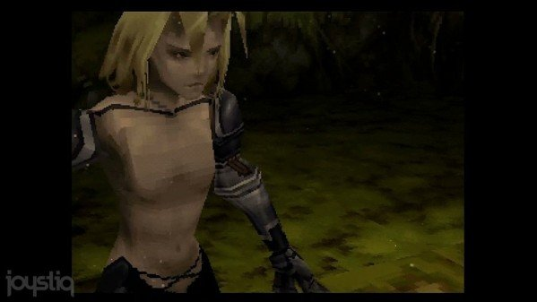 Vagrant Story Game of a million swords 599x337