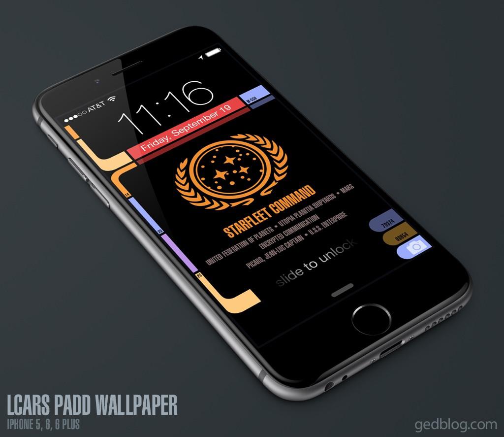 Star Trek Next Gen Wallpapers for iPhone 6 gedblog 1024x887
