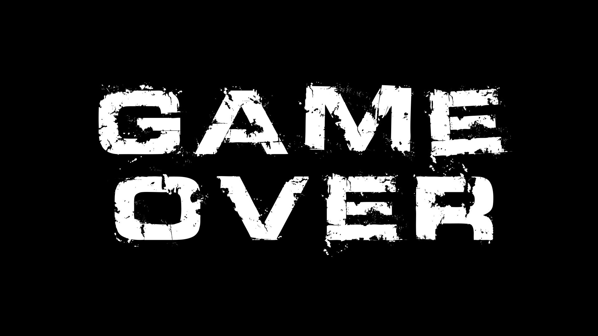 [68+] Game Over Wallpaper on WallpaperSafari