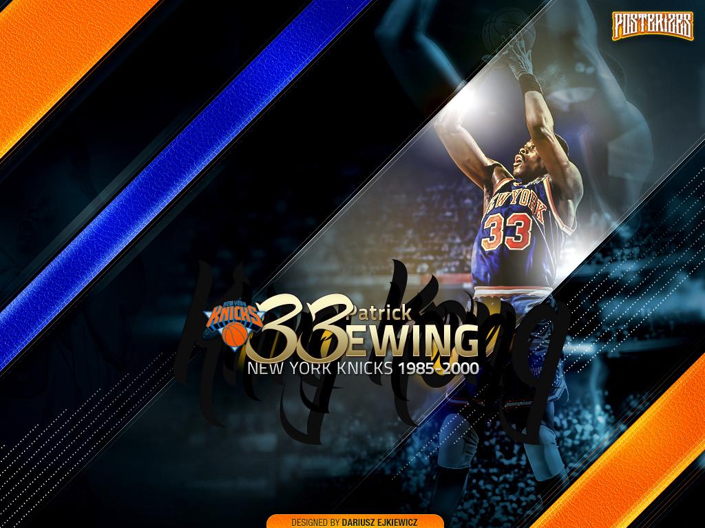 Wallpapers Patrick Ewing NBA |Patrick Ewing Wallpaper