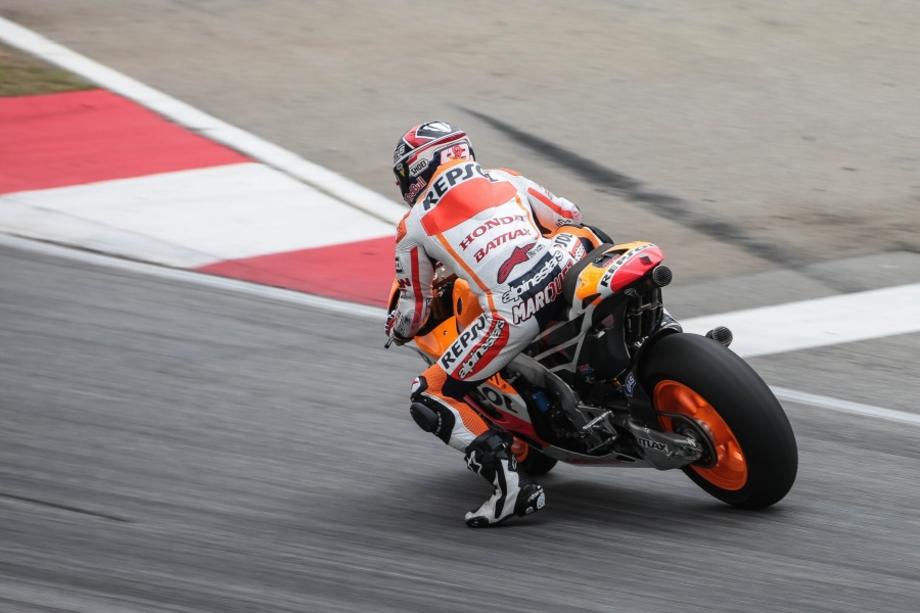 Marc Marquez MotoGP Racing HD Wallpaper   HD Wallpaper HD Wallpaper 920x613