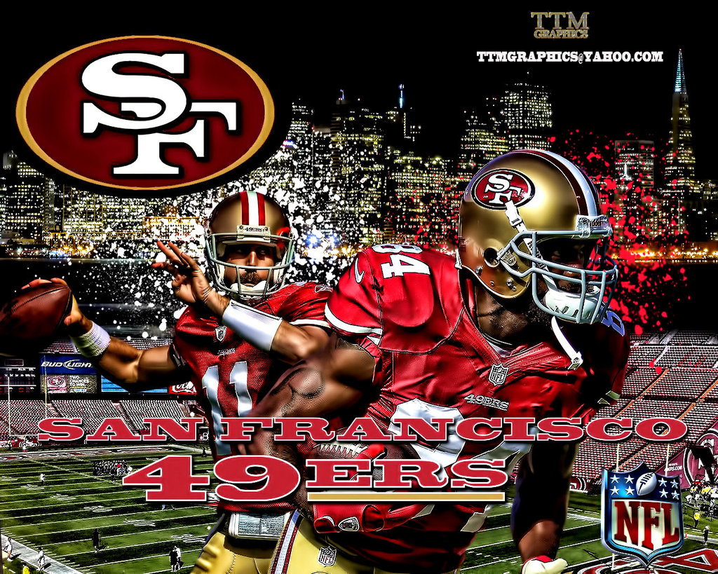 day San Francisco 49ers wallpaper San Francisco 49ers wallpapers 1024x819