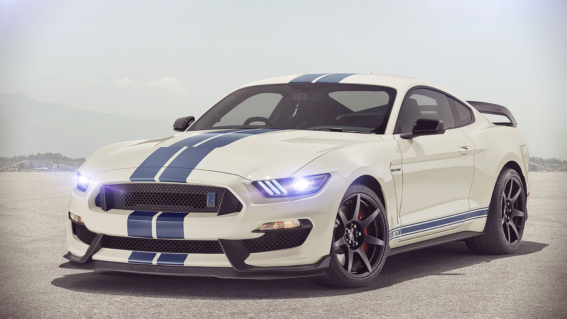 2020 Ford Mustang Shelby GT350 Heritage Edition Wallpaper 1920x1080