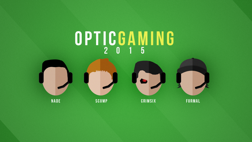 Optic Gaming Wallpapers 2015 1024x576