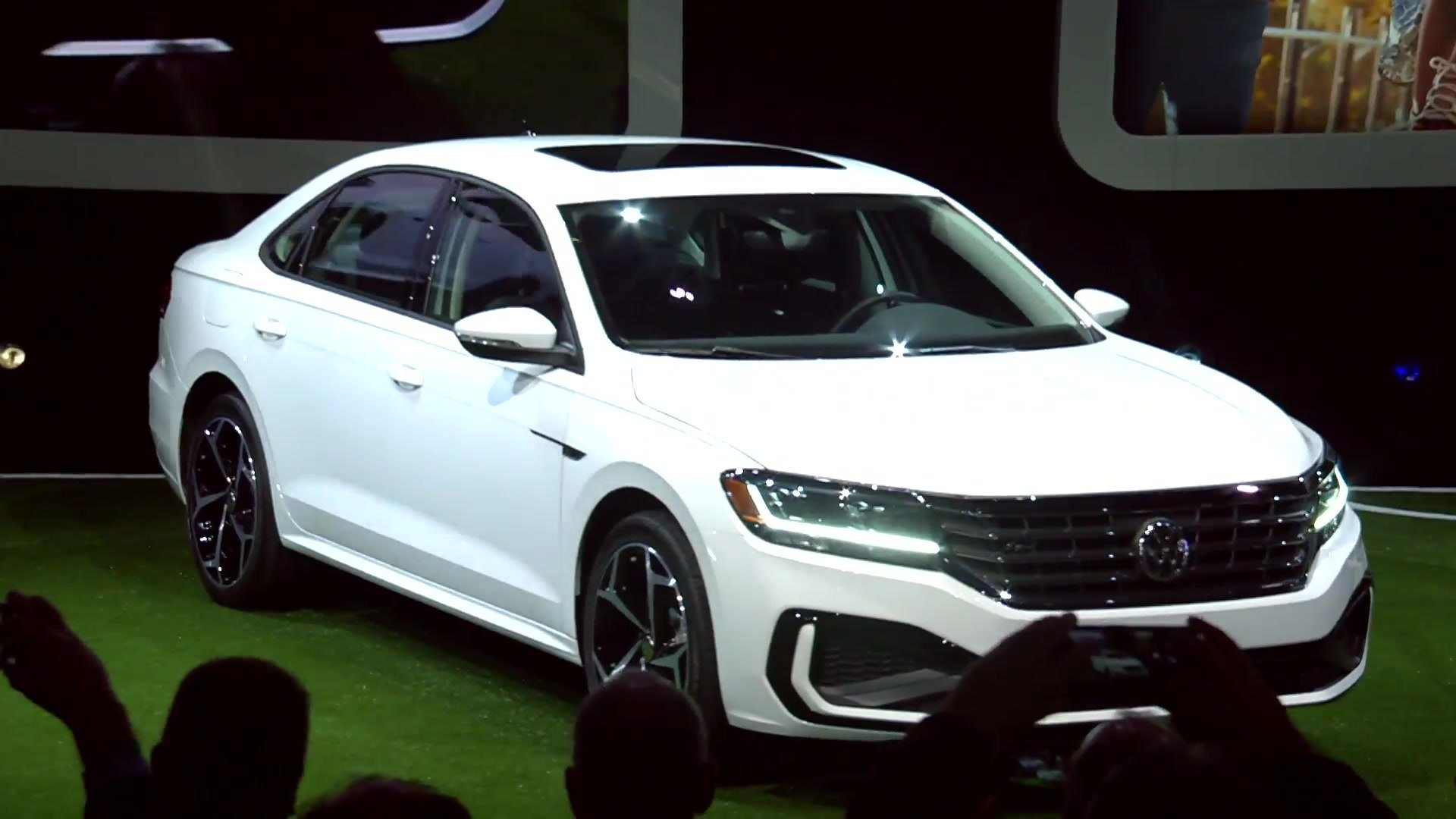 Volkswagen at the 2019 North American International Auto Show 1920x1080