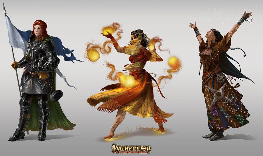 Pathfinder Roleplaying Game Strategy Guide by 900x535