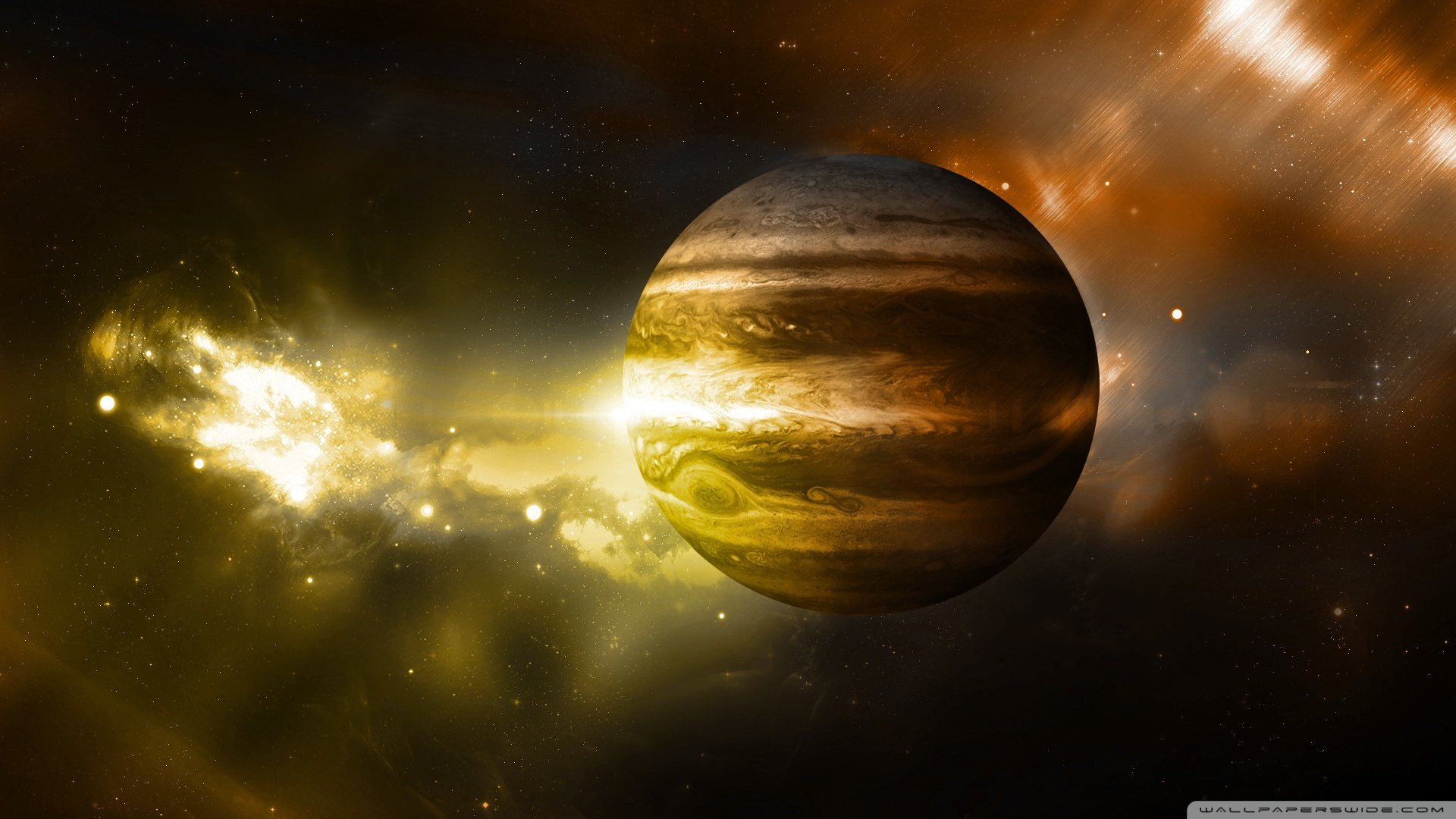Jupiter Wallpaper 16   1920 X 1080 stmednet 1920x1080