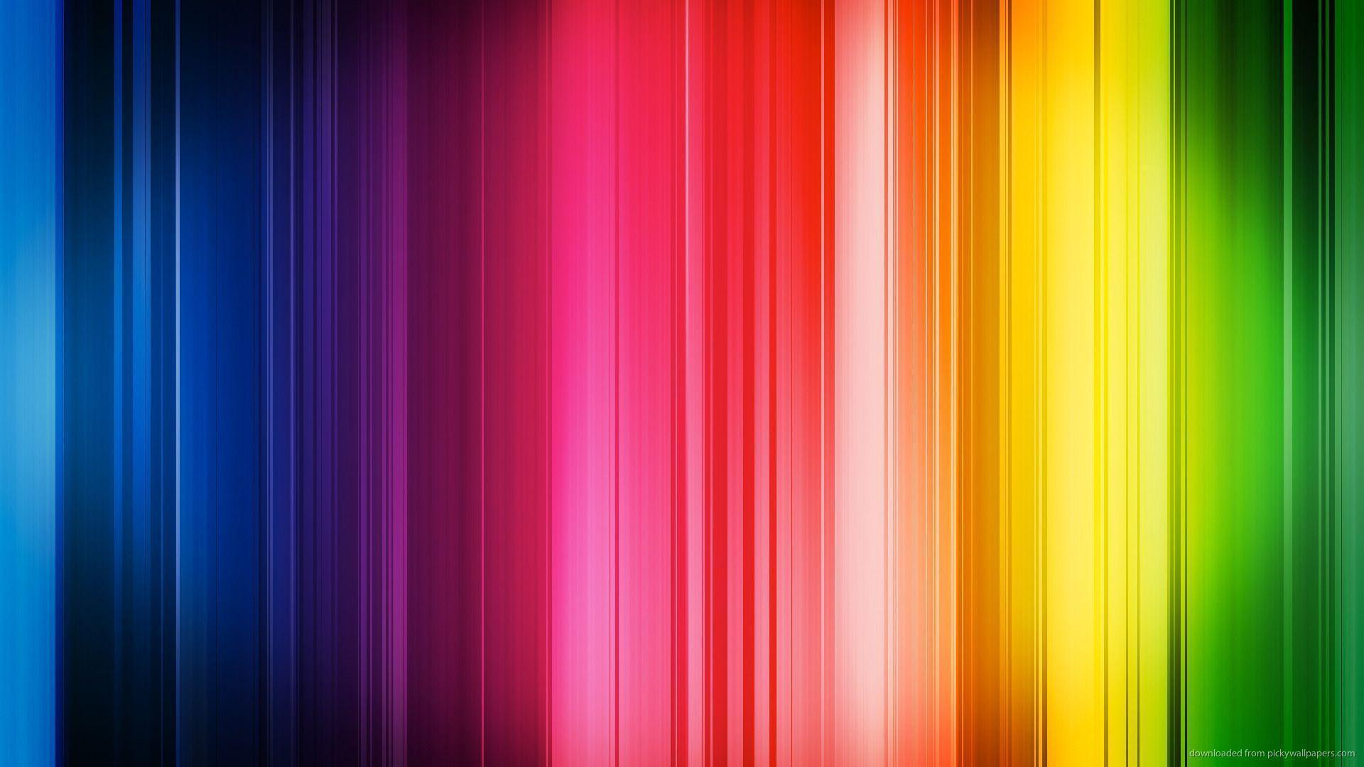 Colorful Stripes Wallpapers 1920x1080