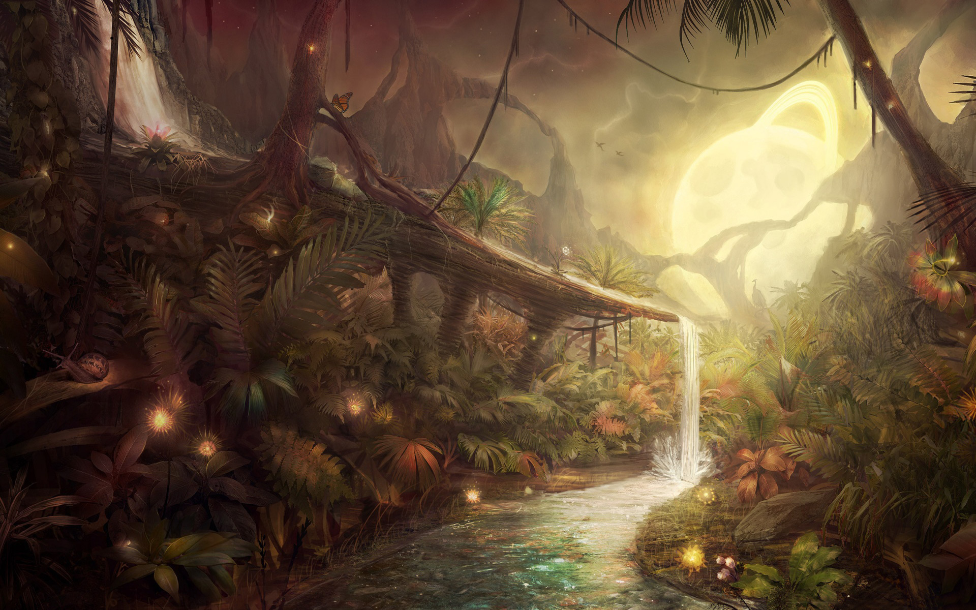 49 Free Active Animated Jungle Wallpapers On