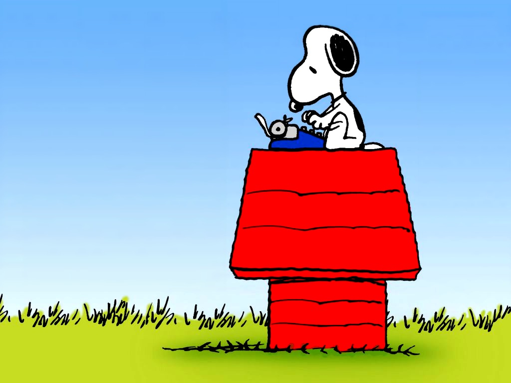 Snoopy wallpaper snoopy 33124767 1024 768jpg 1024x768