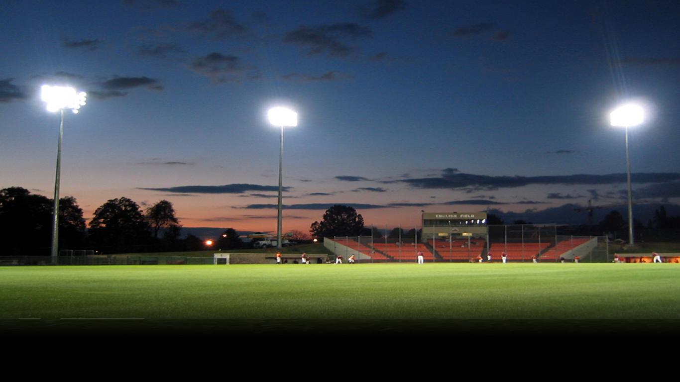Baseball Field Backgrounds 1366x768