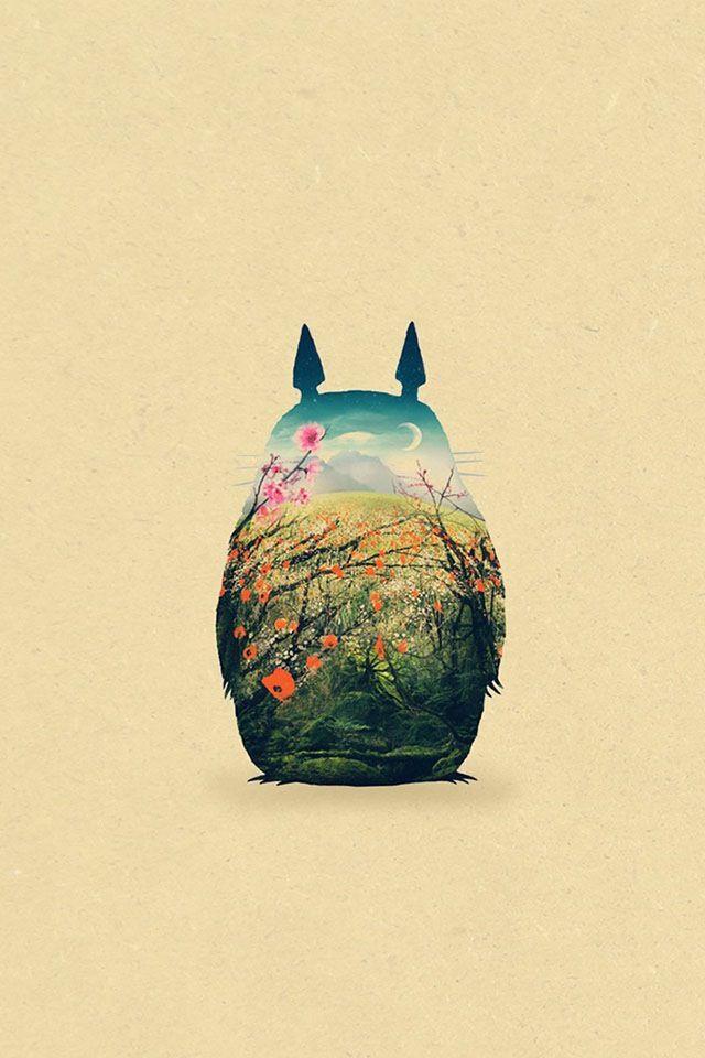Studio Ghibli Mobile Wallpaper Image Source