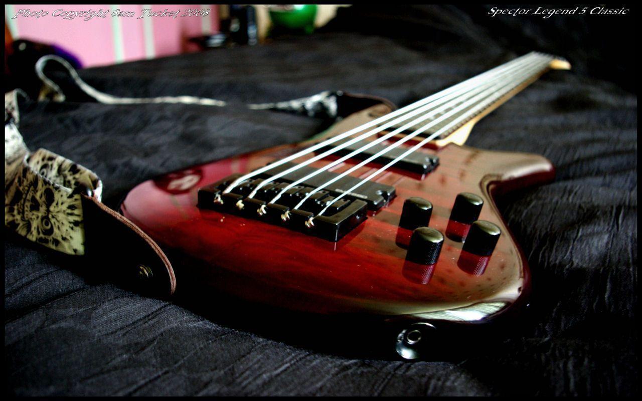 Bass Guitar Wallpapers 1280x800