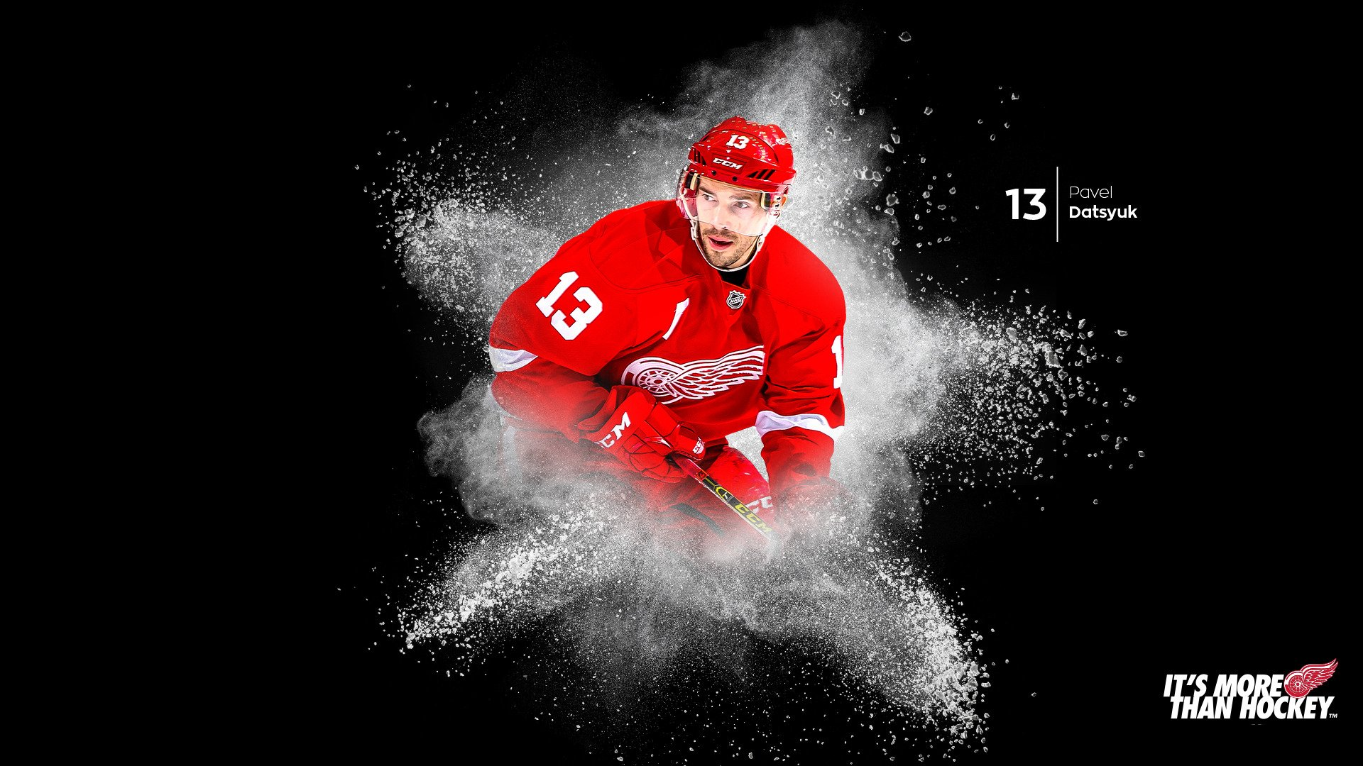 Detroit Red Wings Wallpapers Download 1920x1080