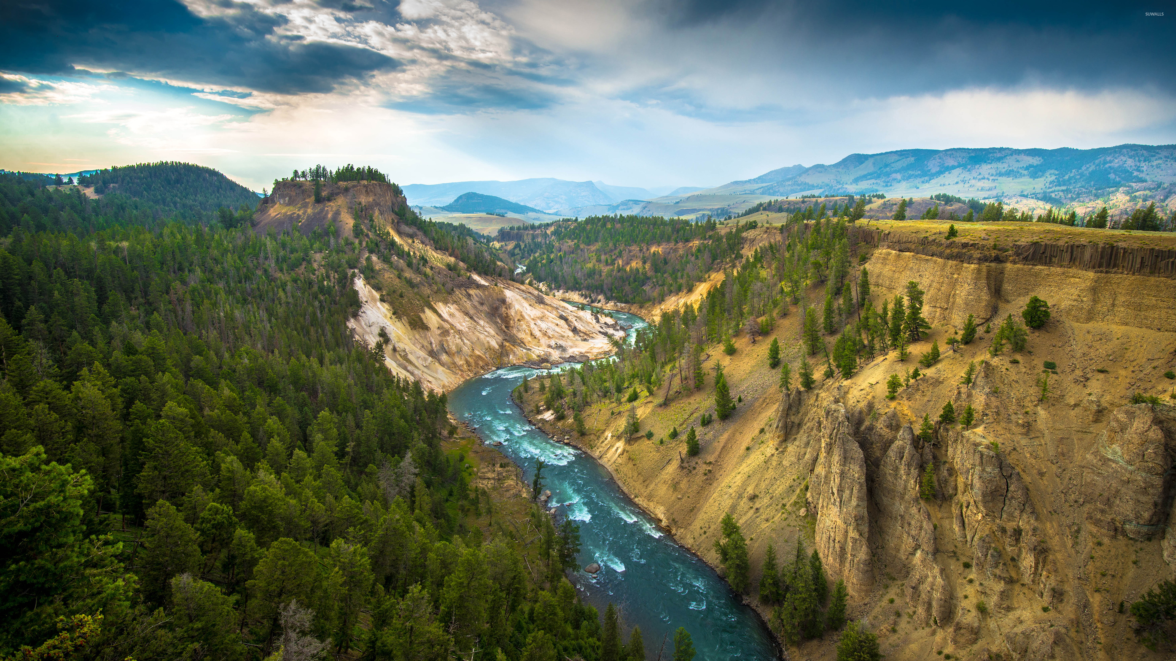 Yellowstone National Park Wallpapers and Background Images   stmednet 3840x2160