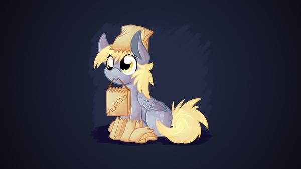 my little pony friendship is magic derpy My Little Pony Wallpaper 600x337
