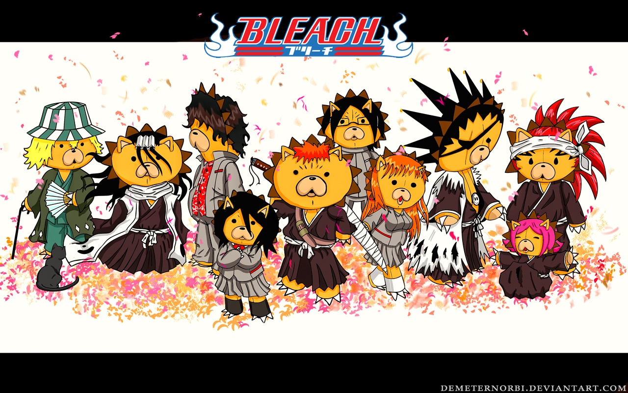 Kon images kon from bleach HD wallpaper and background 1280x800