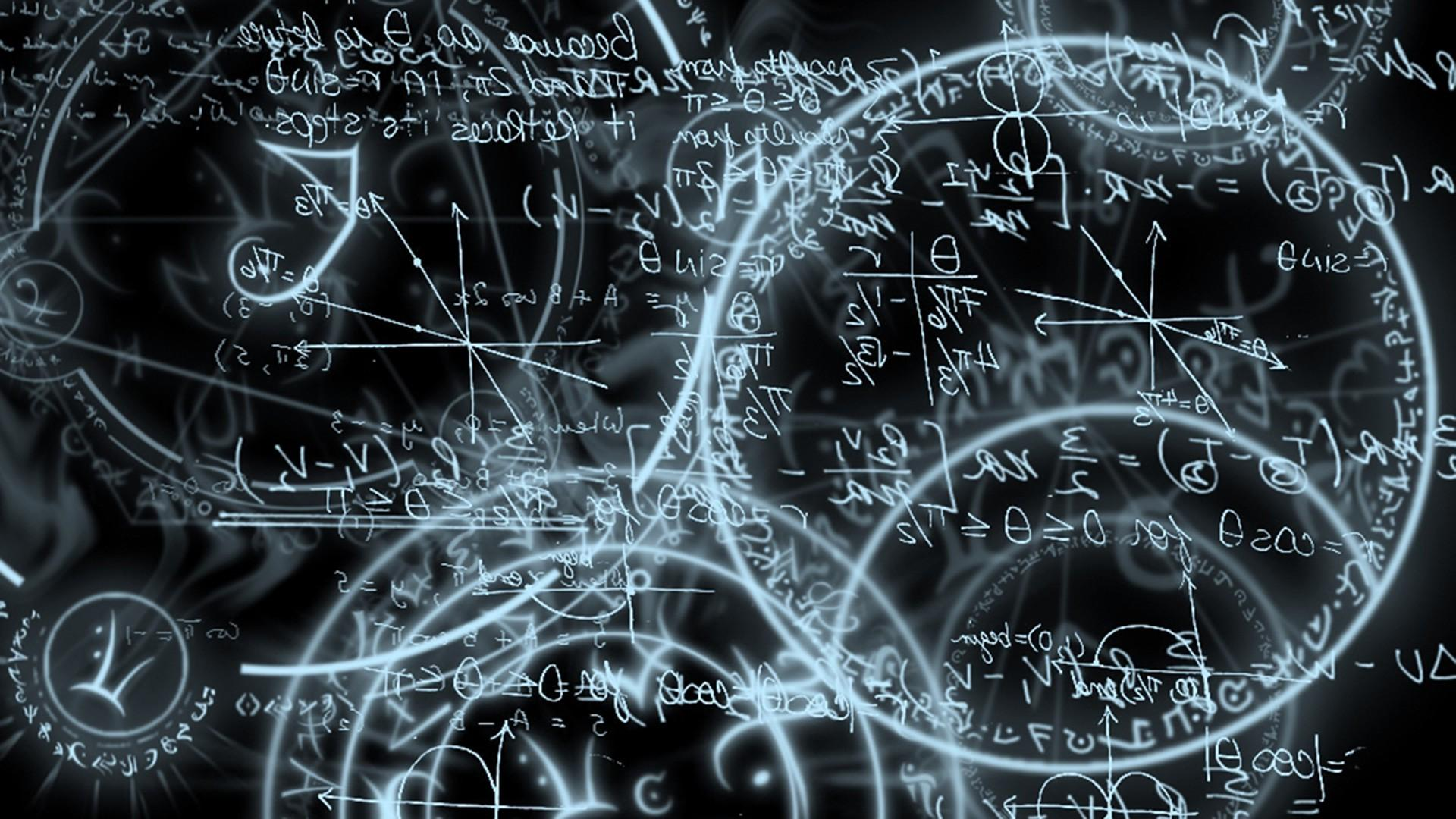 Mathematics HD Desktop Wallpapers 1920x1080