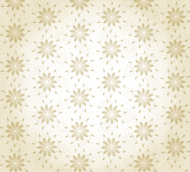 Gold floral wallpaper Vector Download 626x567