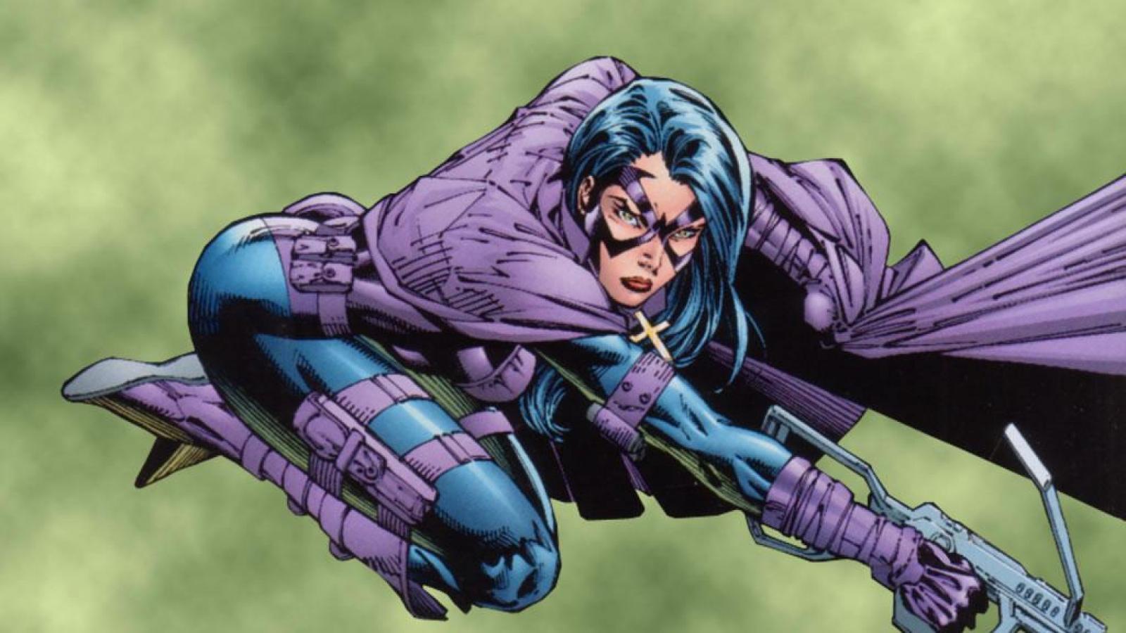 [43+] DC Comics Huntress Wallpaper on WallpaperSafari  Huntress