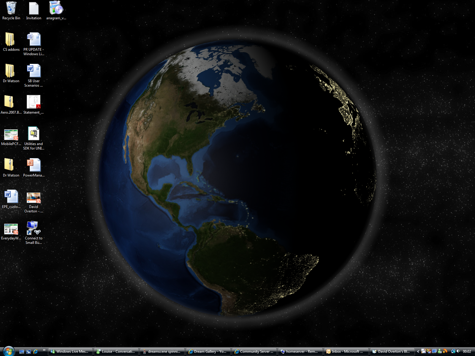 earth background where lighting changes depending on the time of day 1600x1200