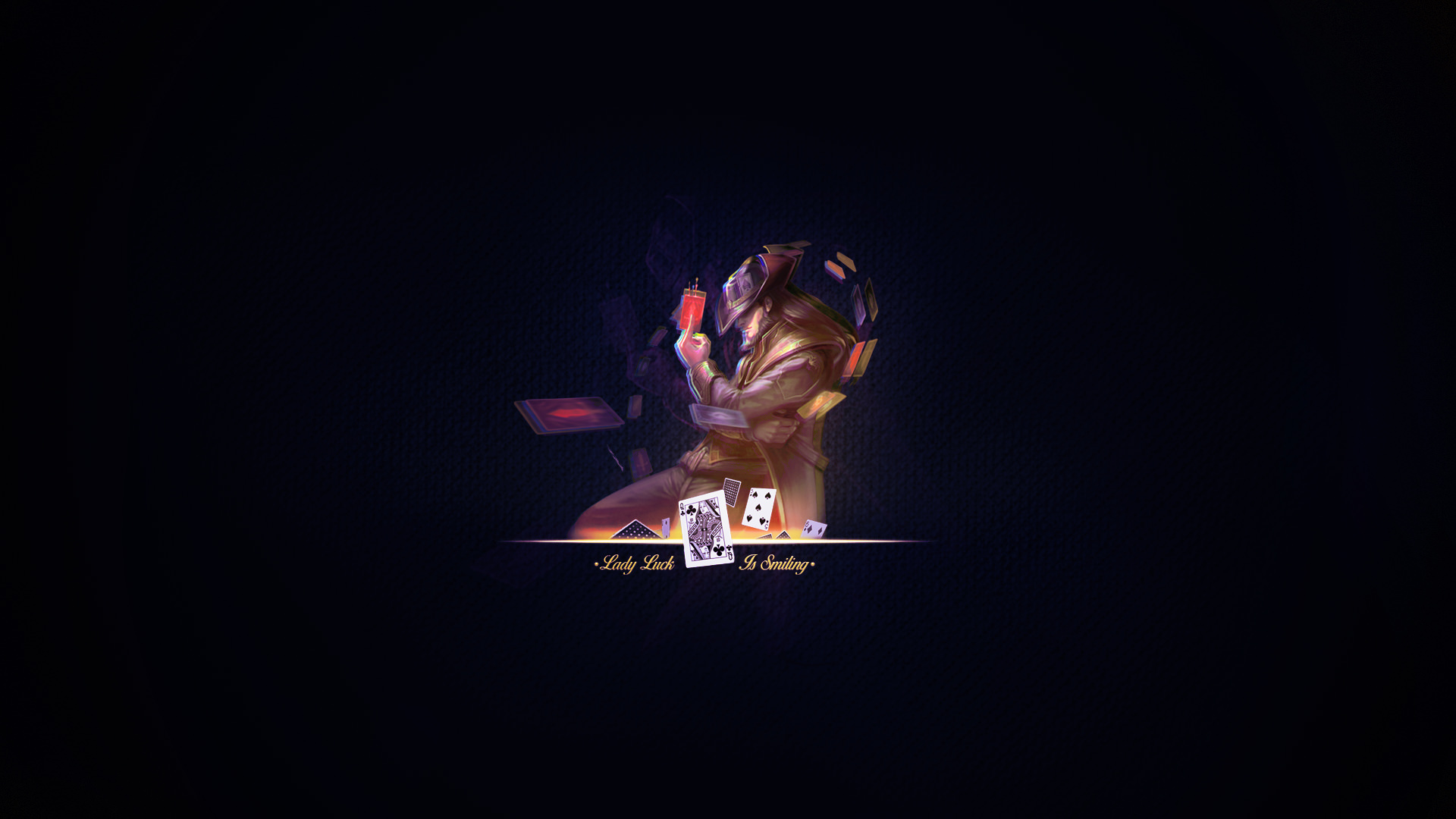 Twisted Fate Wallpaper TwistedFateMains 1920x1080