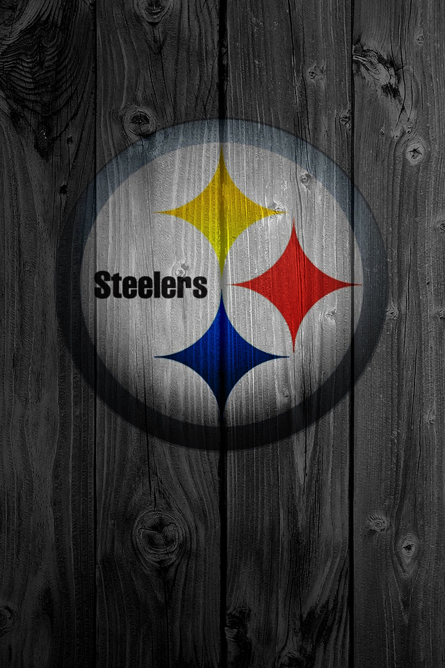 Pittsburgh Steelers HD Wallpaper Backgrounds Brands amp Logos 640x960