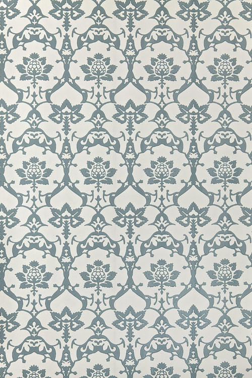 Wallpaper Brocade Farrow Ball 500x750