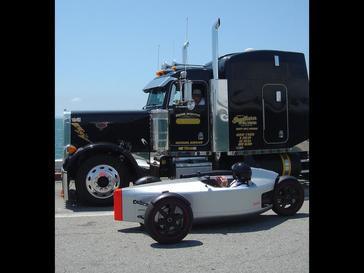 Tractor Trailer Wallpaper 2008 Sub g1 Tractor Trailer 1280x960