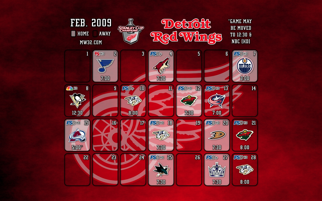 Detroit Red Wings wallpapers Detroit Red Wings background   Page 4 1280x800