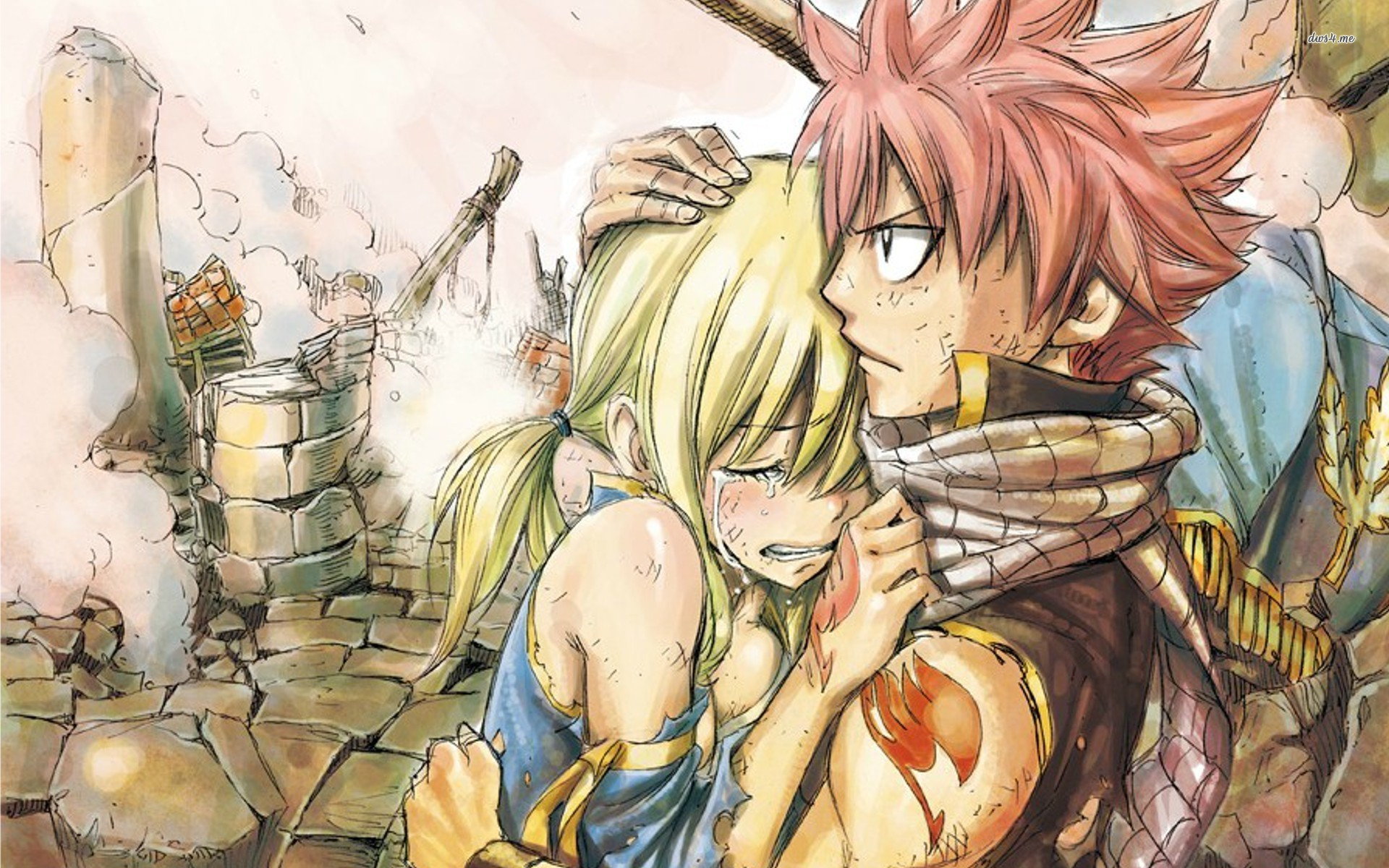 Natsu and Lucy   Fairy Tail wallpaper   Anime wallpapers   19331 1920x1200