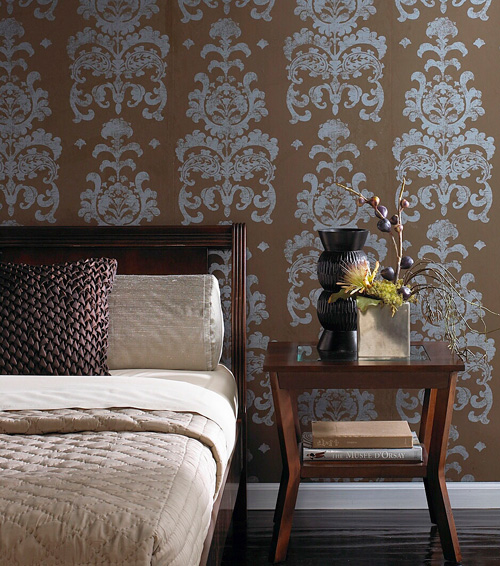 Trends and Tips in Wallpaper and Accent Wall Options Devine 500x566