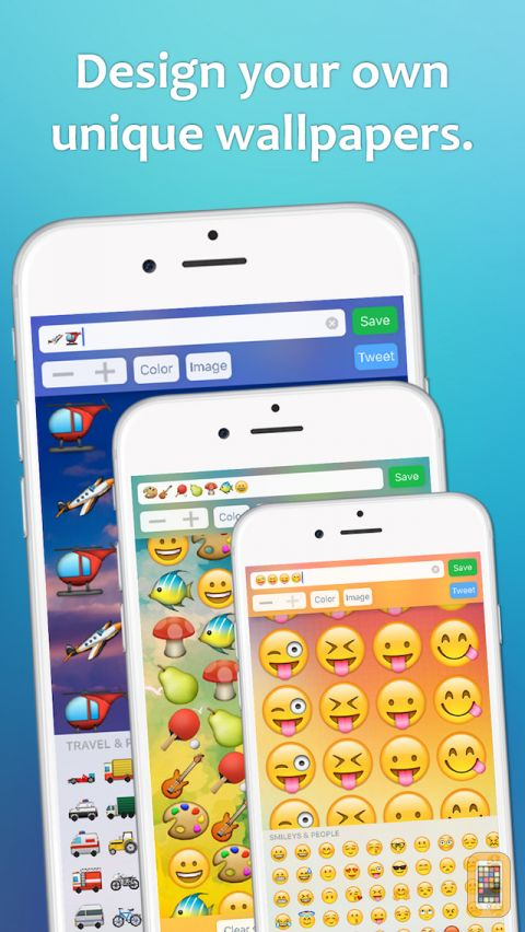 Emoji Wallpaper design HD wallpapers with emojis for iPhone iPad 480x852