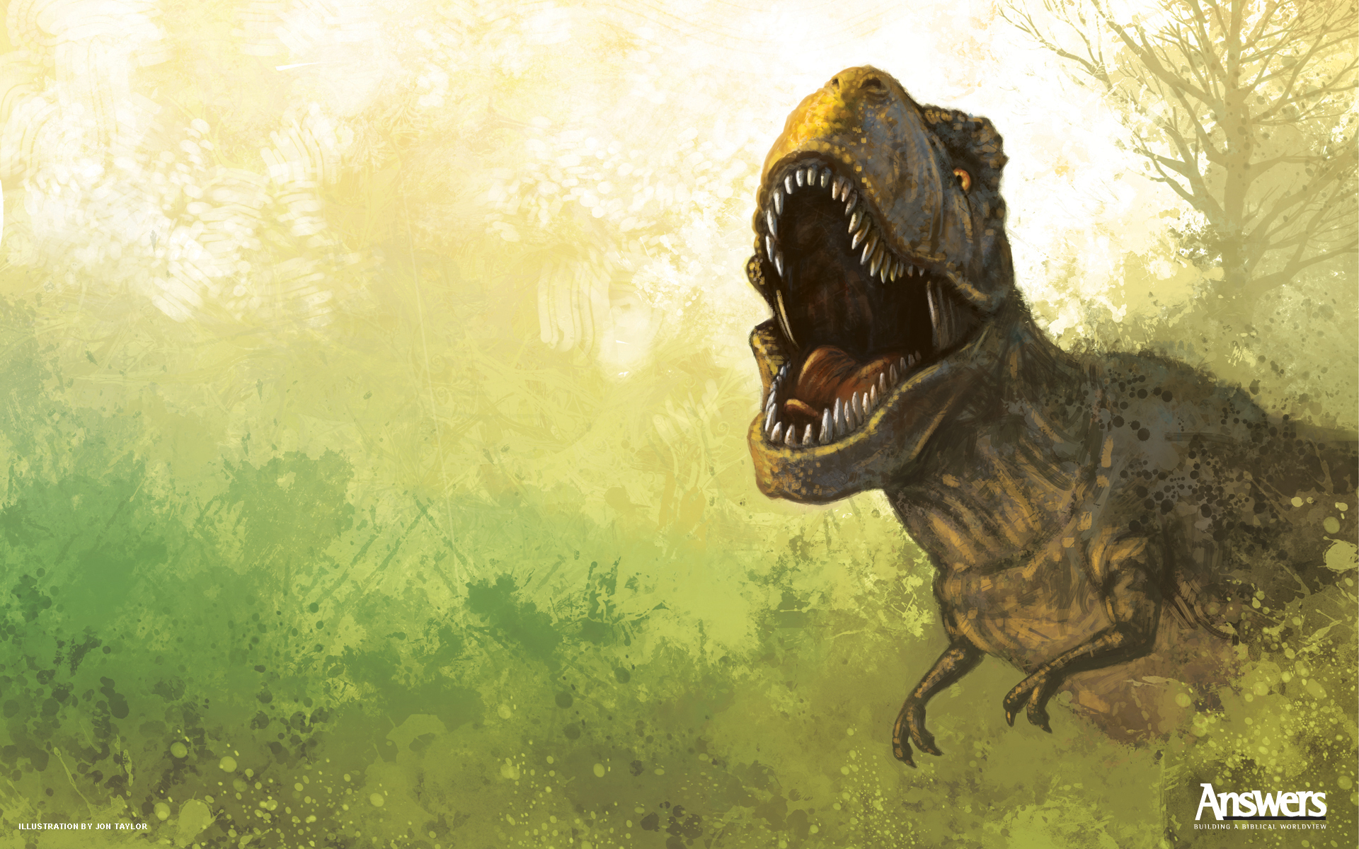 47 Kids Dinosaur Wallpaper On Wallpapersafari