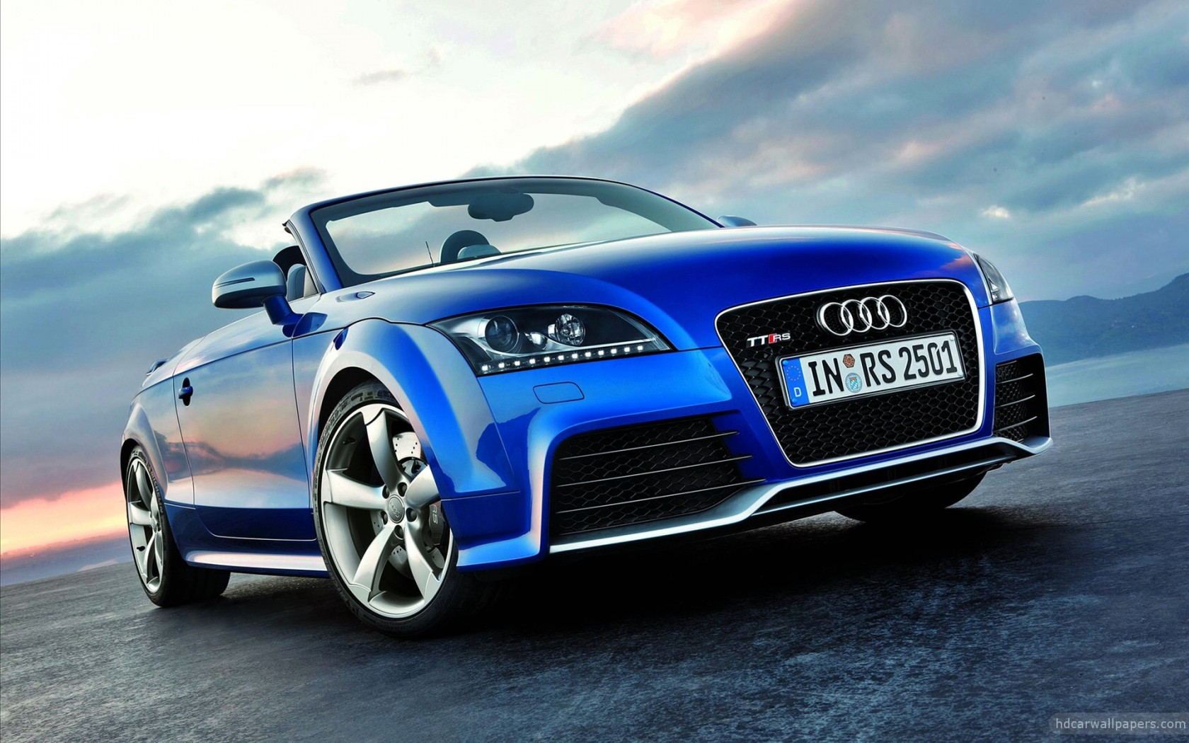 2012 Audi TT RS Wallpaper | HD Car Wallpapers
