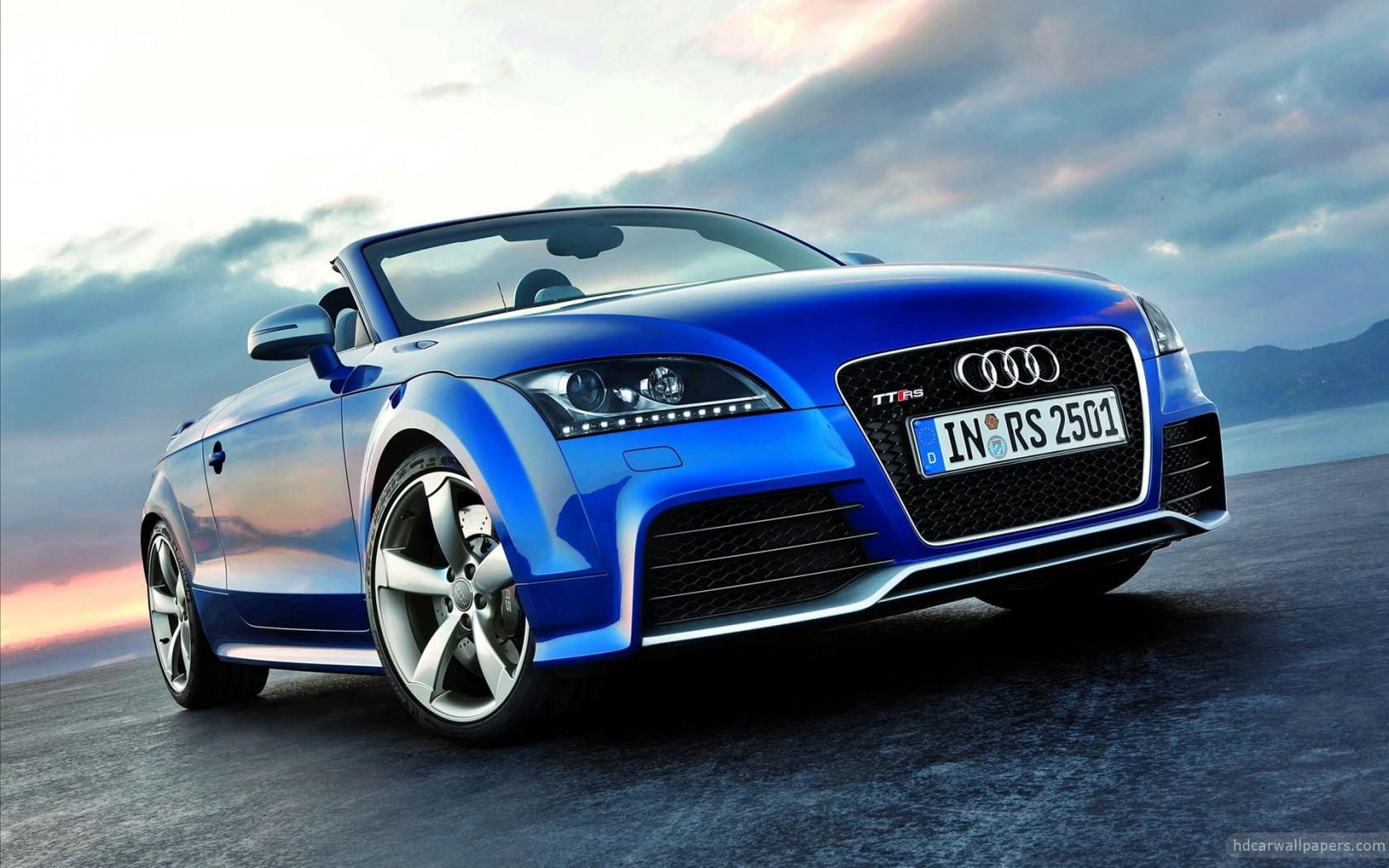 2012 Audi TT RS Wallpaper HD Car Wallpapers 1680x1050