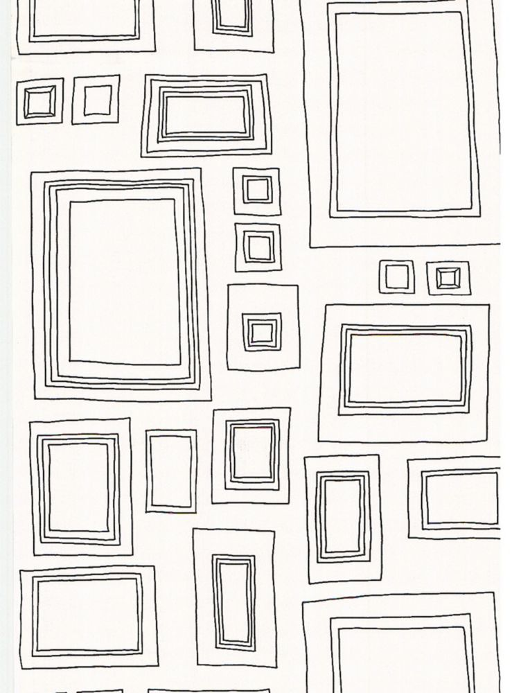 Taylor Wood Frames Wallpaper White The Home Depot Canada 739x1000