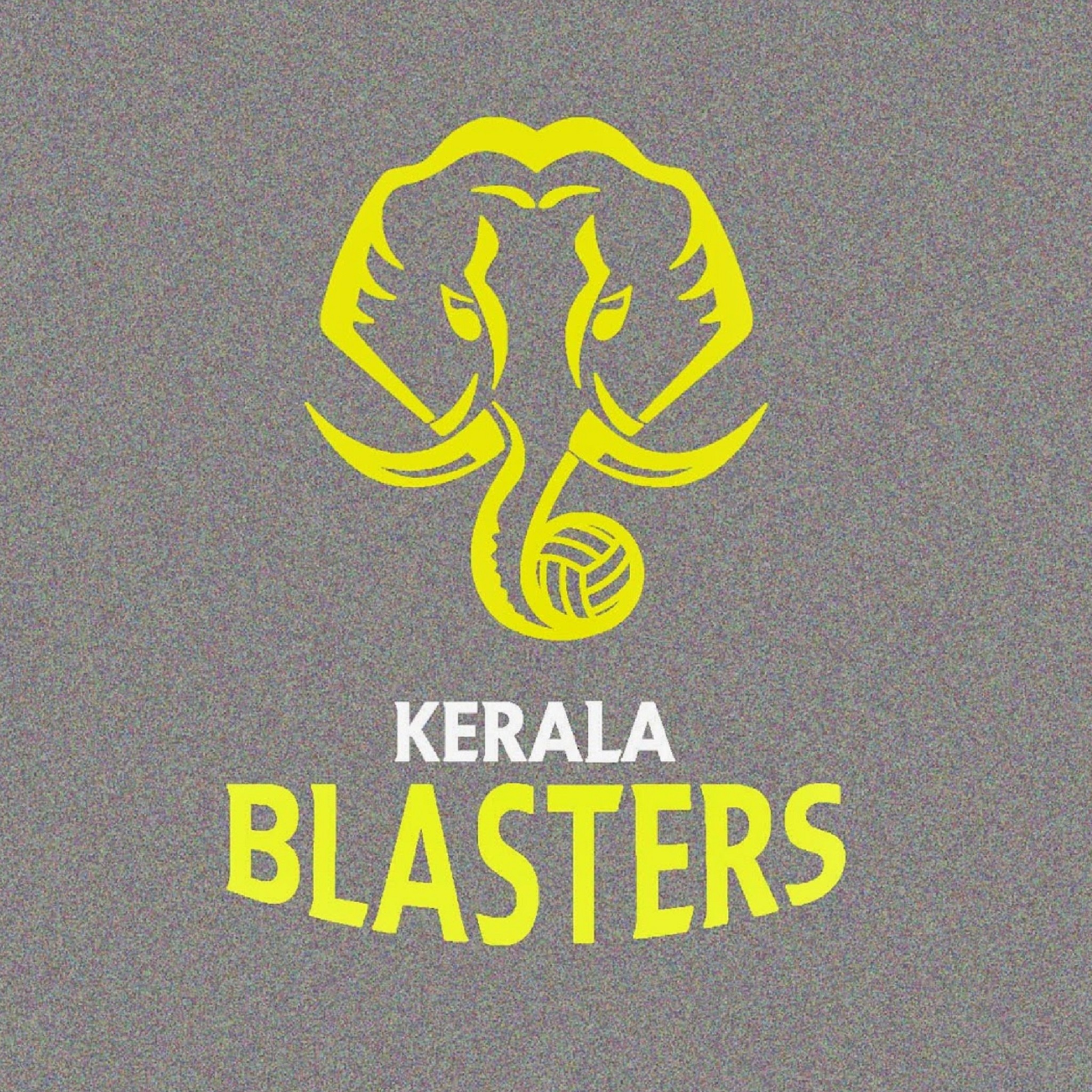 Hd Wallpapers   Logo Kerala Blasters Hd Wallpaper 2048x2048