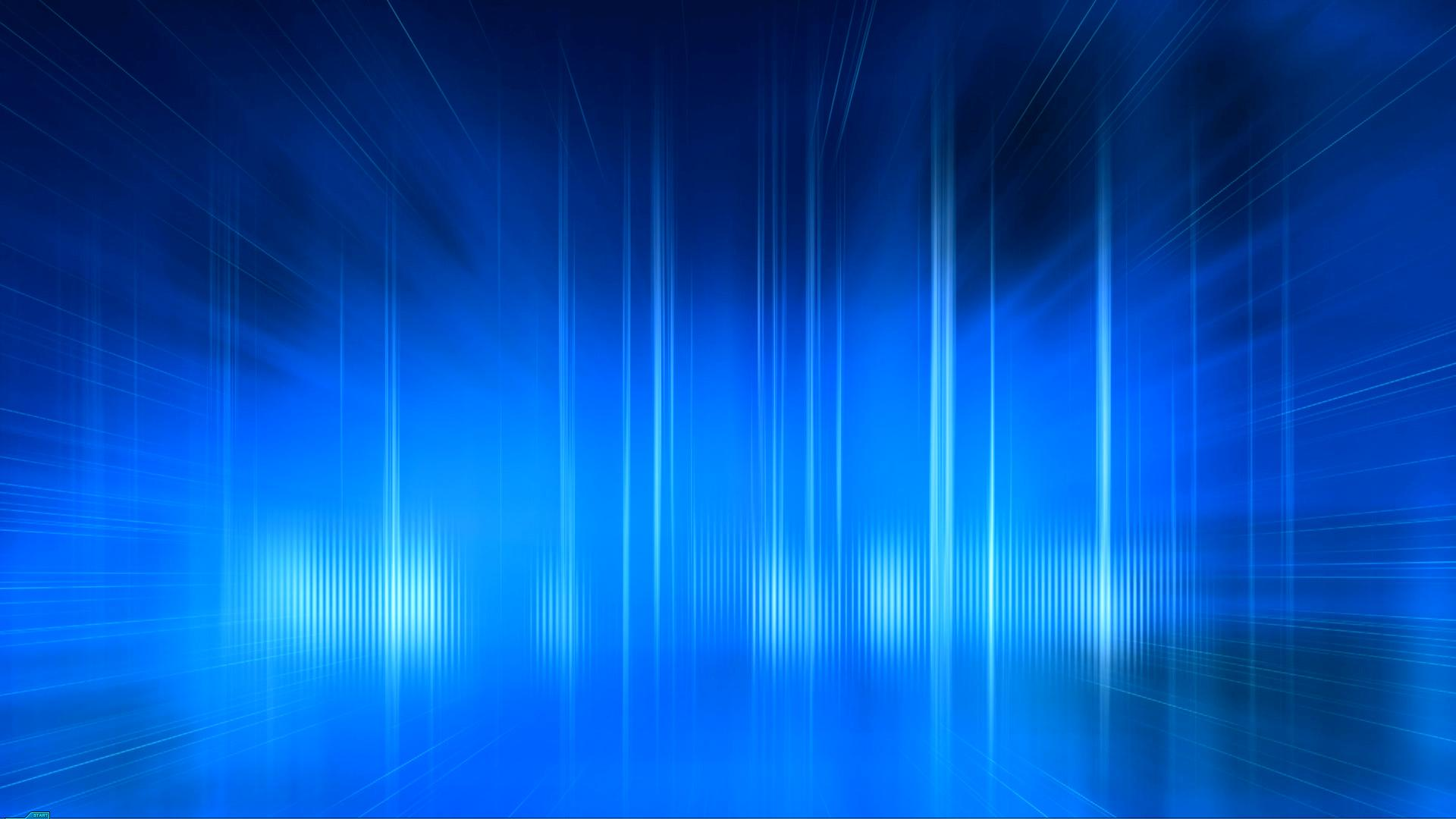 Blue HI TECH Abstract Background Vector 01   Vector Background 1920x1080