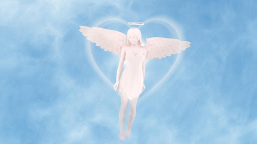 Download Guardian angel live wallpaper for Android by Smart Appsat 512x288
